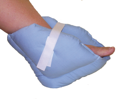 heel protectors fiber filled - Adventura Sickroom Supply