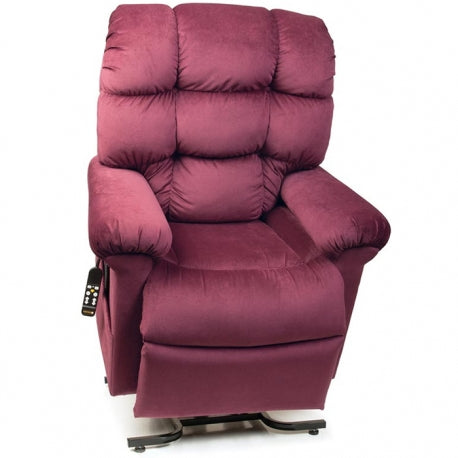 510 Soft Fabric Maxicomfort Cloud lift chair - Adventura Sickroom Supply