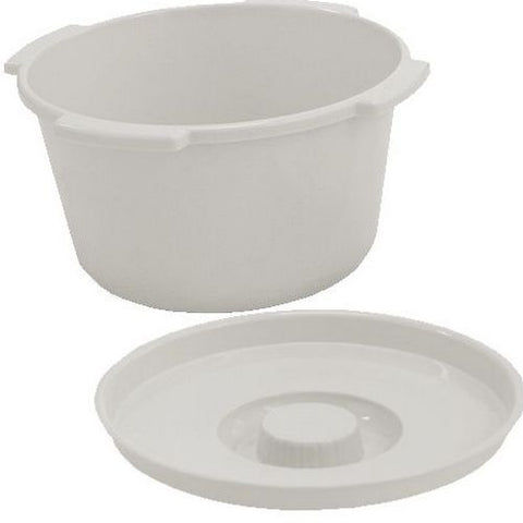 commode bucket only replacement - Adventura Sickroom Supply