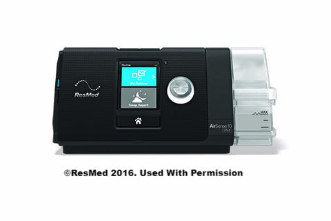 CPAP  ResMed S10 RX NEEDED 37207 - Adventura Sickroom Supply