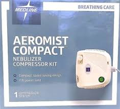 Nebulizer Aeromist Compact compressor system hcs70004 - Adventura Sickroom Supply