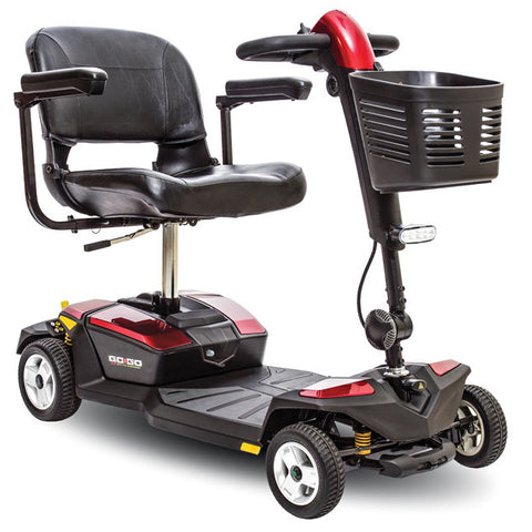 Scooter - 4 Wheels - GOGO Sport - Pride - Adventura Sickroom Supply