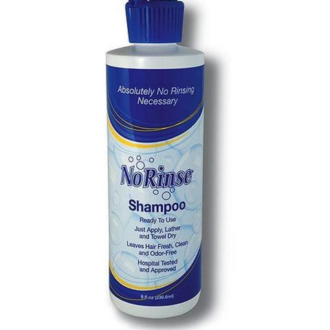 No Rinse shampoo 16oz 00200 - Adventura Sickroom Supply