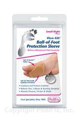 Pedifix Visco-Gel Ball of Foot Wrap p1295-s,l - Adventura Sickroom Supply