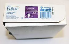 colostomy pouch drainable Natura Sur-Fit Convatec 401515 - Adventura Sickroom Supply