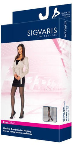 pantyhose EVERSHEER sigvaris 15-20 compression socks - Adventura Sickroom Supply