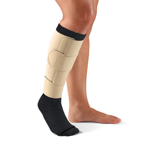 CompreFLEX lite Wrap w/velcro compression support Sigvaris - Adventura Sickroom Supply