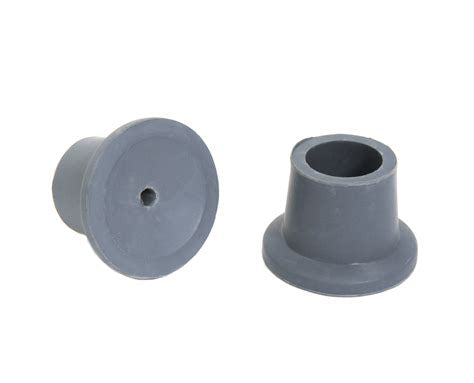 "Eagle rubber tips for series 7- 1"" OD tube - Adventura Sickroom Supply"