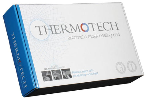 Heating pad THERMOTECH moist heat with three heat settings - Adventura Sickroom Supply