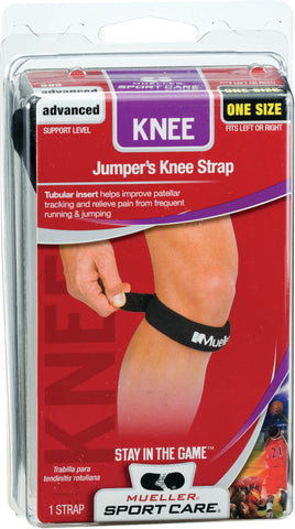 knee strap jumper's one size 992 Mueller - Adventura Sickroom Supply