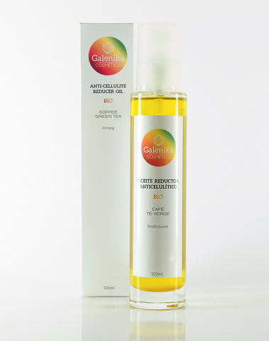 Aceite Reductor Anticelulítico Bio 100 ml.