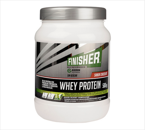 Finisher® Whey Protein.