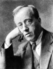 English composer, Gustav Holst
