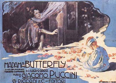 Madama Butterfly poster