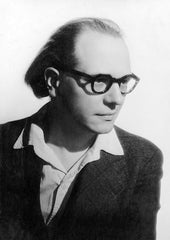 Composer Olivier Messiaen