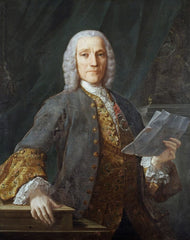 Composer Domenico Scarlatti