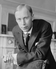 Learn about the Russian composer, Sergei Prokofiev