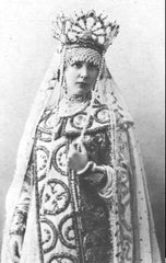 Tsaritsa from the opera The Tale of Tsar Saltan