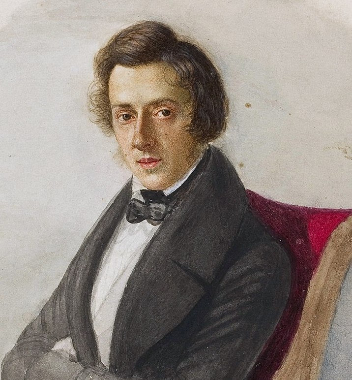 Composer Frederic Chopin