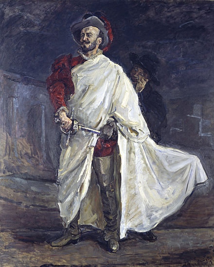 Don Giovanni's role (painting)