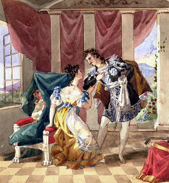 The Marriage of Figaro Act 1