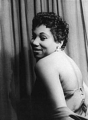 """Porgy and Bess"" Broadway actress Leontyne Price"