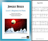 Jingle Bells Level 1 - Cover sheet & 1st page