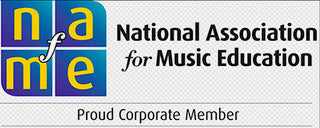 Logo: National Association for Music Education
