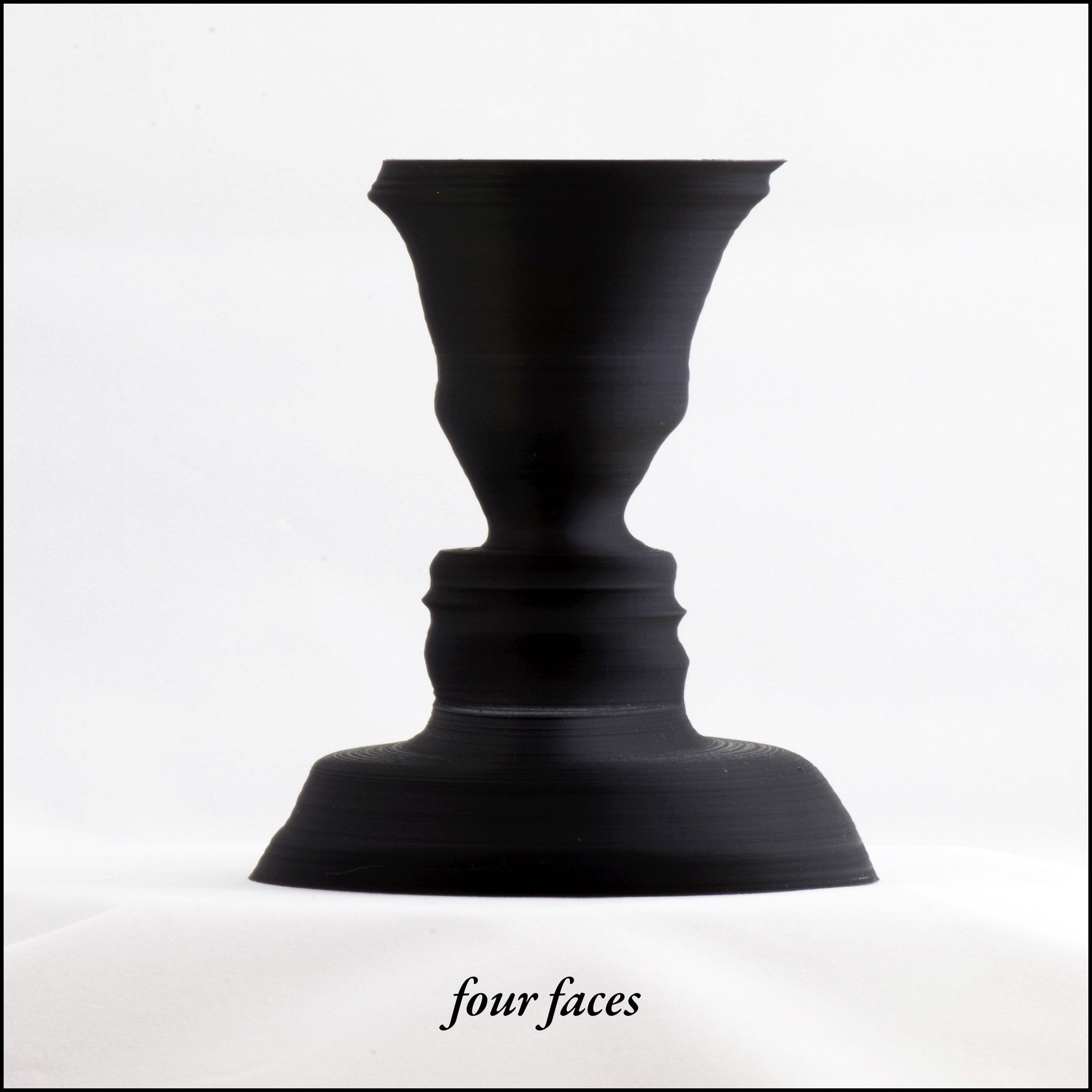 Fahz its your face in a vase custom 3d printed vase in black pla plastic 5 inch reviewsmspy
