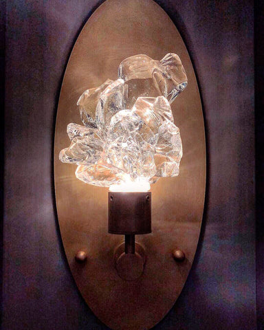 Lighting: Scratch Wall Sconce