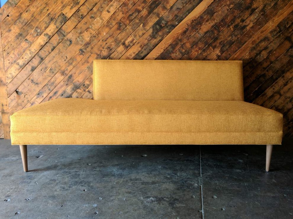Mid Century Style Custom Daybed Sofa
