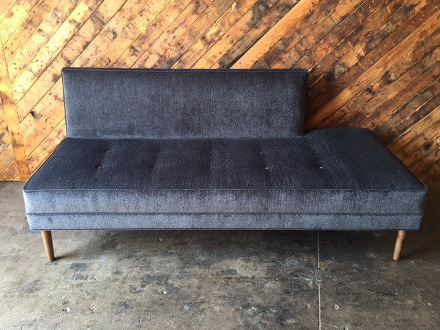 Mid Century Style Custom Day Bed Sofa