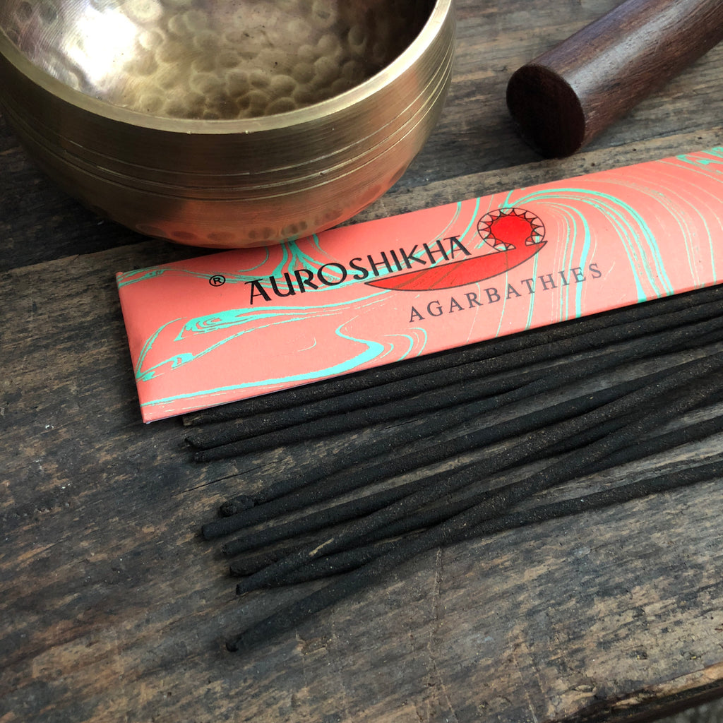 Jasmine- Auroshikha Incense Sticks