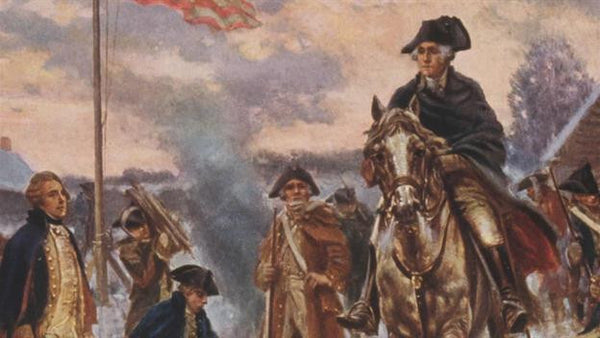 The February Readable:  George Washington, A Life by Ron Chernow