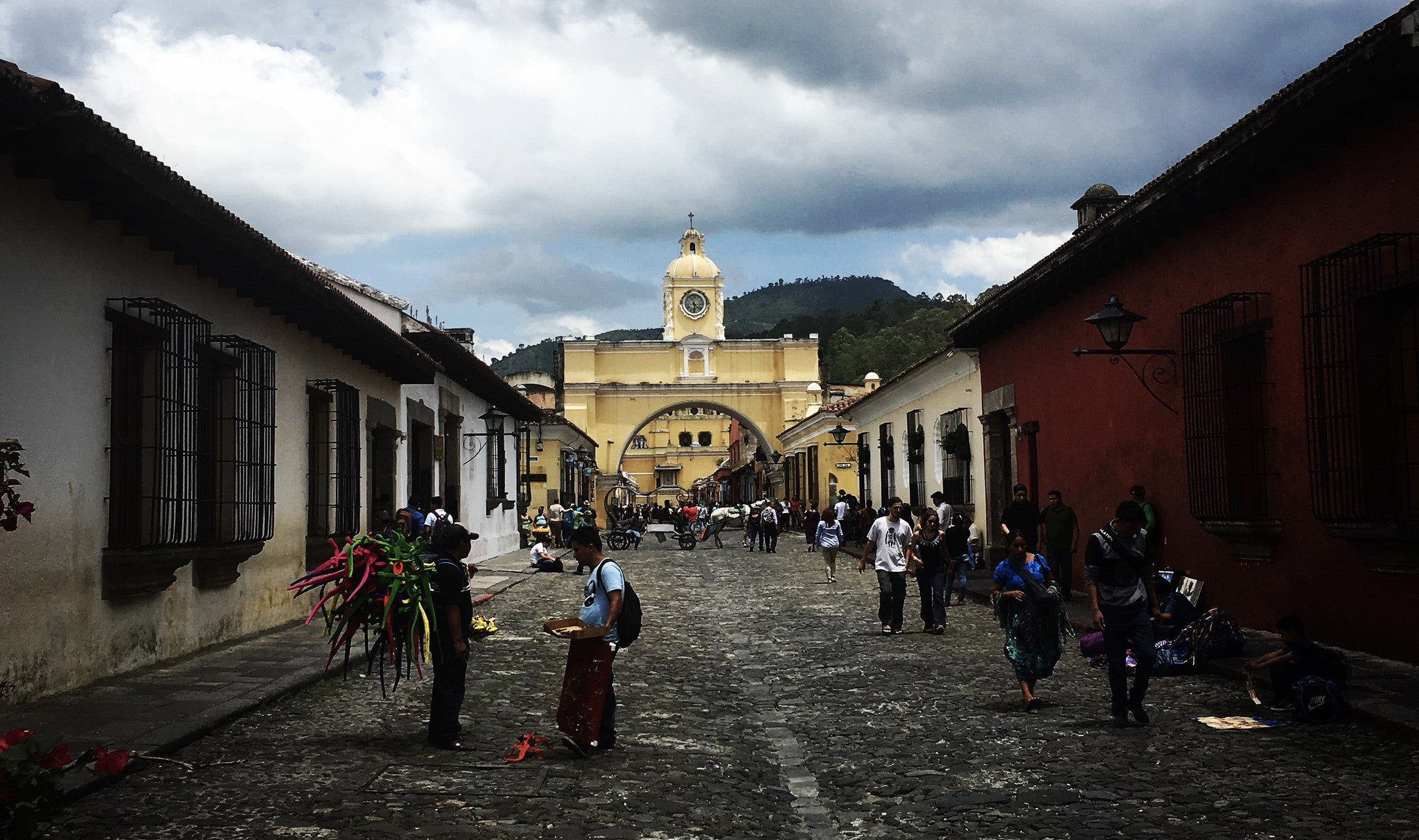 Where It's Made:  Tracing our Manufacturing in Guatemala