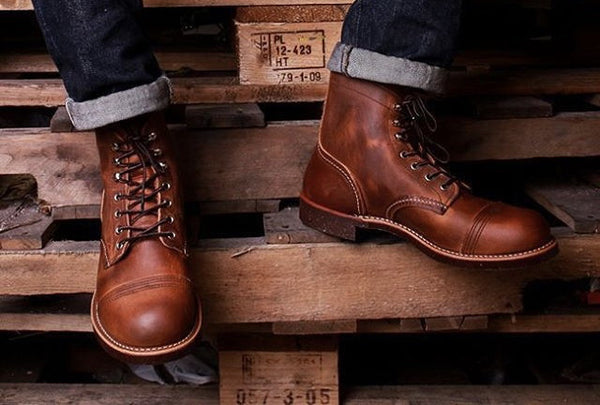 Things We Like:  Red Wing Heritage Boots