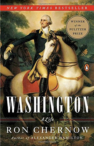 George Washington by Ron Chernow