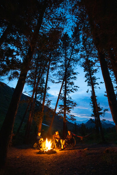 Responsible Camping in Crested Butte