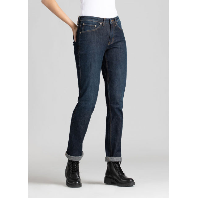 Fireside Performance Denim Slim Straight - Indigo 75