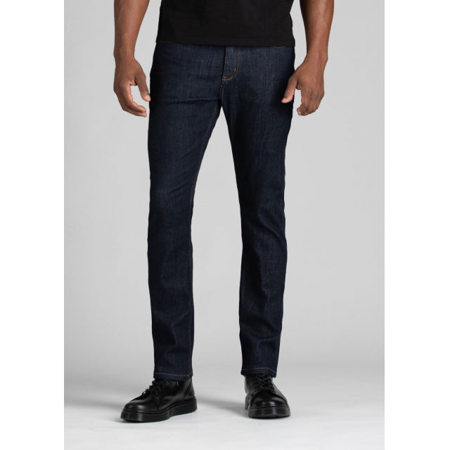 Men's Performance Denim Relaxed - Heritage Rinse