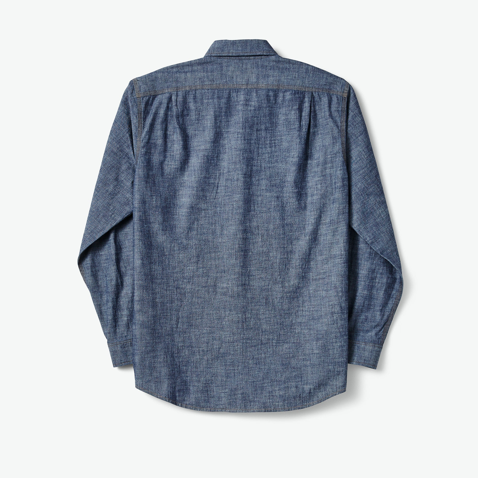 M's Chambray CPO Shirt