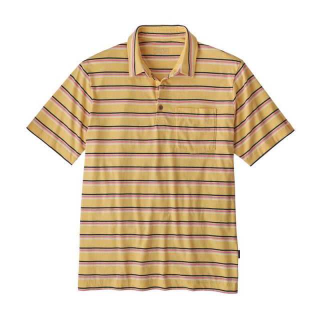 M's Organic Cotton LW Polo