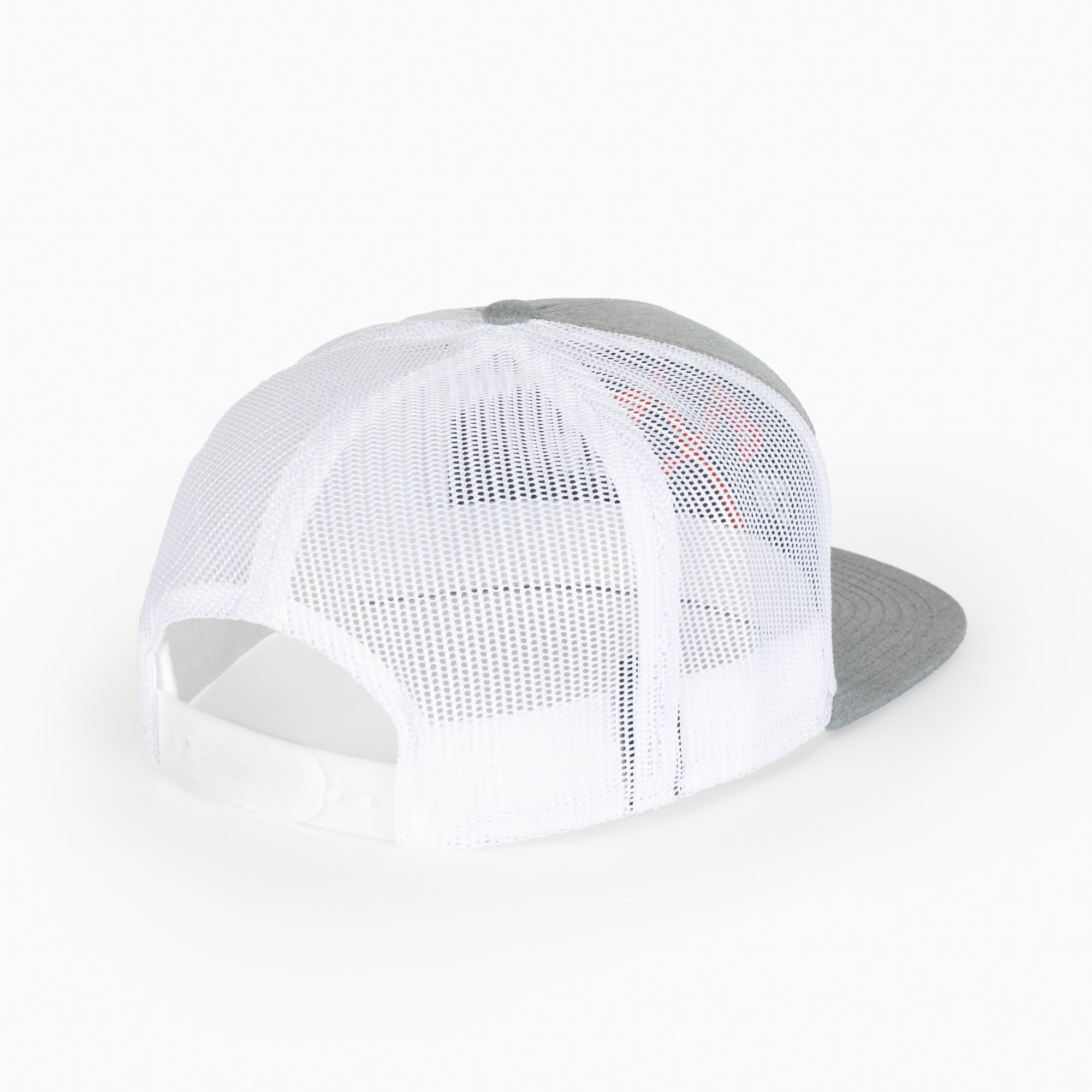CW Embroidered Hat 7 Panel Mesh Snapback
