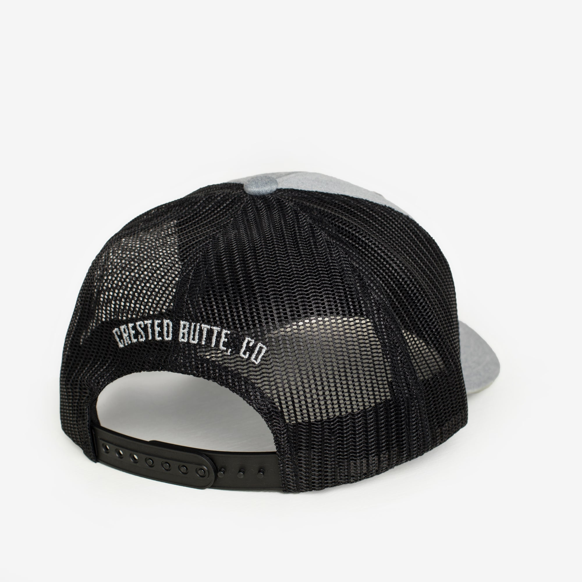 6 Panel Large CW Patch Hat