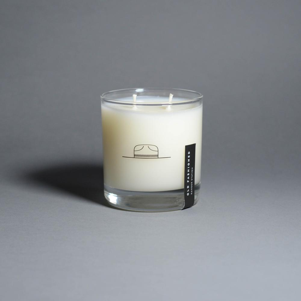 Ranger Station Candles
