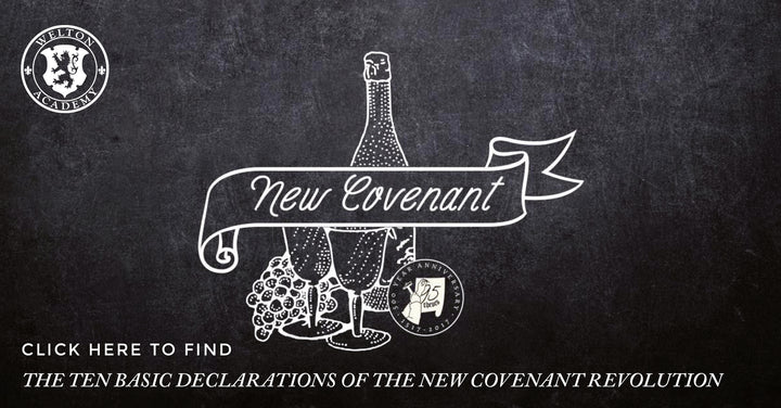 10 Basic Declarations of the New Covenant Revolution
