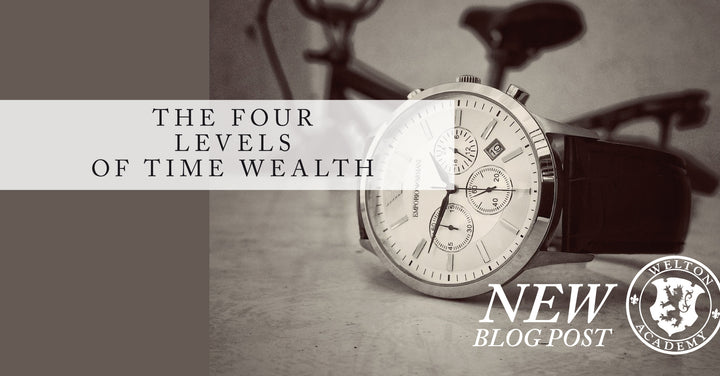 Four Levels of Time Wealth