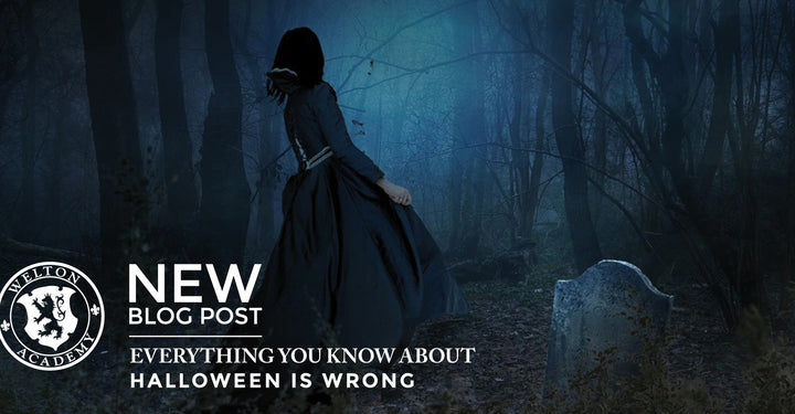 Everything You Know About Halloween Is Wrong
