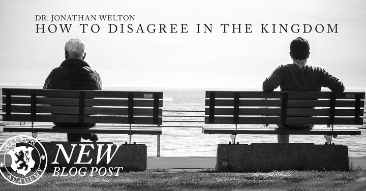 How To Disagree In The Kingdom