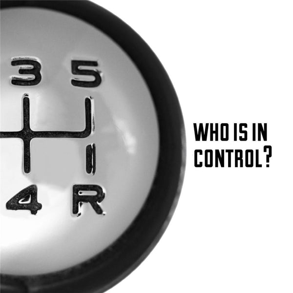 Who Is In Control? Audio Download